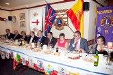 Los 'Lions' celebran su cena anual