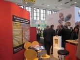 Empresarios alemanes y españoles conocieron en la feria internacional de Berlín las fortalezas de la Ciudad Alimentaria del Mediterráneo