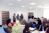 Inaugurados los 'cursos de auxiliar de dependencia'