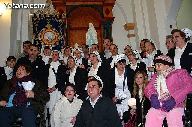 Actividades con motivo de la festividad de la Virgen de Lourdes, Foto 1