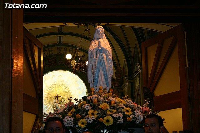 Actividades con motivo de la festividad de la Virgen de Lourdes, Foto 3