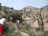 El equipo de carreras de montaña del Club Atletismo Totana debuta como club federado