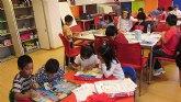 Voluntarios británicos apoyan el aprendizaje del inglés en Totana