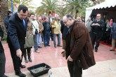 La Comunidad inicia la construcci�n de los nuevos paseos mar�timos del Puerto de Mazarr�n