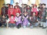 Los j�venes del Centro Ocupacional celebran el Carnaval