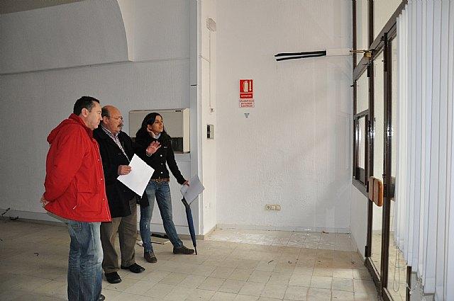 Mula las antiguas oficinas de cajamurcia albergar n las oficinas de turismo registro - Oficinas de consumo ...