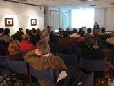 Rafael Arana expone sus estudios sobre 'Geolog�a y miner�a en Mazarr�n'