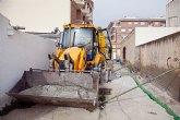 El ayuntamiento ultima las obras en el casco urbano de Mazarr�n y Puerto
