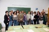 Clausura del curso de 'Auxiliar de Educaci�n Infantil'
