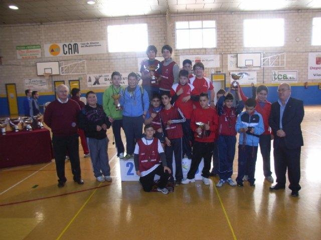 El equipo infantil masculino del IES Juan de la Cierva se proclama subcampeón en la final regional de tenis de mesa de Deporte Escolar, Foto 2