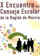 El próximo jueves 4 de marzo el municipio acoge una mesa redonda enmarcada en el X Encuentro del Consejo Escolar de la Región de Murcia