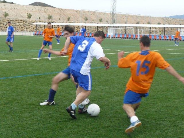 "Finaliza la primera vuelta de la Liga de Fútbol Aficionado ""Juega Limpio"", Foto 2"