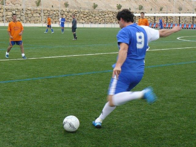 "Finaliza la primera vuelta de la Liga de Fútbol Aficionado ""Juega Limpio"", Foto 3"
