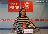 Martínez Usero: Los políticos tenemos que dar ejemplo ante la situación económica del ayuntamiento