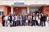 Los centros de enseñanza unidos por el proyecto 'Empresa Joven Europea'
