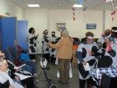 Desde el Centro de Estancias Diurnas se estimula  a nuestros mayores con la improvisaci�n de  m�ltiples actividades