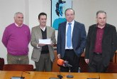 Alhama entrega m�s de 5000 firmas en defensa del trasvase