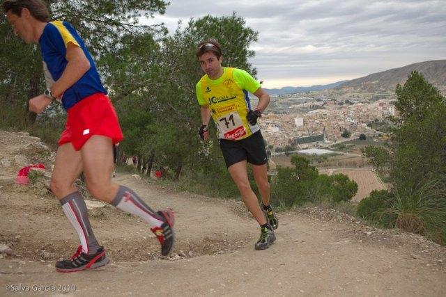 El equipo de carreras por montaña del Club Atletismo Totana comienza la liga regional, Foto 3