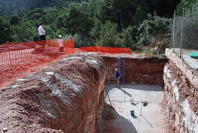 Comienzan las obras de instalación de la depuradora en La Santa para evitar los malos olores y reutilizar las aguas para riego en este paraje, Foto 2
