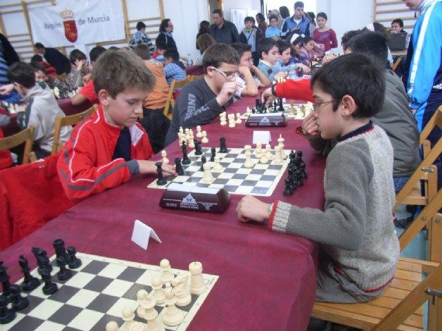 """Pedro Romero Moya, del colegio """"La Milagrosa"""", se proclamó campeón regional de ajedrez de deporte escolar, Foto 1"""