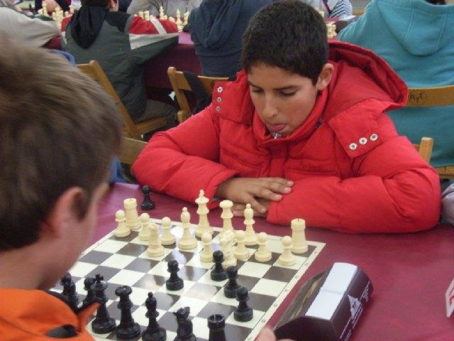 """Pedro Romero Moya, del colegio """"La Milagrosa"""", se proclamó campeón regional de ajedrez de deporte escolar, Foto 3"""