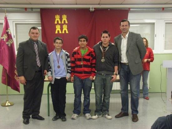 """Pedro Romero Moya, del colegio """"La Milagrosa"""", se proclamó campeón regional de ajedrez de deporte escolar, Foto 4"""