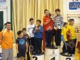 Totana acogió  la final regional de bádminton de deporte escolar, organizada por la Dirección General de Deportes
