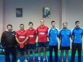 5-1 para el CADE Totana en el partido celebrado en el Pabellón Manolo Ibáñez de Totana el pasado Sábado día 6 ante el Smurfit Kappa de Mazarrón