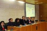 El edil de Bienestar Social e Inmigración recibe a los responsables del proyecto de codesarrollo Cañar-Murcia