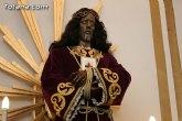 Numerosos vecinos mostraron su devoción al Cristo de Medinacelli