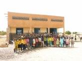 El Ayuntamiento de Alhama colabora en el proyecto  de la construcci�n de una escuela en Burkina Faso
