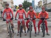 Buenos resultados para el CC Santa Eulalia en la carrera MTB de Tobarra (circuito provincial de Albacete)