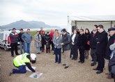 Comienza la construcción de la Ciudad Deportiva de la Media Legua en Mazarrón