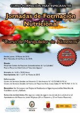 ¡Inscríbete en las jornadas de formación nutricional!