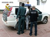 La Guardia Civil detiene a los tres integrantes de un grupo delictivo dedicado a la comisi�n de robos
