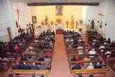 Los mazarroneros y mazarroneras celebran el día de San José