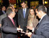 Sus Altezas Reales los Príncipes de Asturias visitaron este lunes el stand de ElPozo Alimentación en la Feria Alimentaria de Barcelona - Foto 2