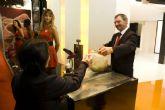Sus Altezas Reales los Príncipes de Asturias visitaron este lunes el stand de ElPozo Alimentación en la Feria Alimentaria de Barcelona - Foto 6