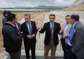 La Comunidad invierte 1,3 millones de euros en la mejora del drenaje de aguas pluviales en Bahía del Puerto de Mazarrón