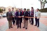Blaya y Cerdá inauguran las obras de acondicionamiento y mejora del drenaje del canal de la ordenación Bahía