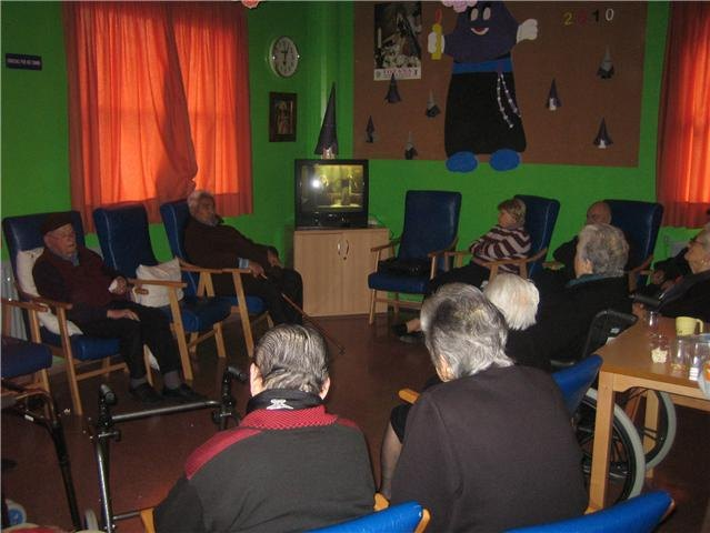 Program begins Holy Week activities in the Day Care Service (SED) of the Municipal Center for the Elderly - 1