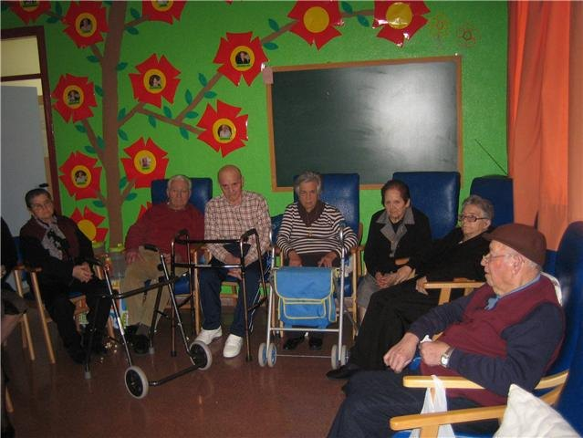 Program begins Holy Week activities in the Day Care Service (SED) of the Municipal Center for the Elderly - 2