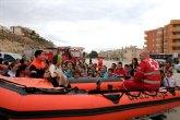 Jornadas de puertas abiertas de Cruz Roja Mazarrón