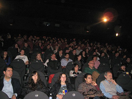 "On Friday March 26 there was a solidarity of the film pass ""extraordinary measures"" in Murcia. - 3"