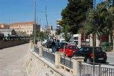 Finalizan las obras de remodelación y transformación del paseo de la Avenida Rambla de La Santa