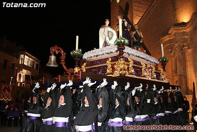 La Semana Santa de Totana será dentro de dos años la imagen de un cupón de la Once el Jueves Santo, Foto 1