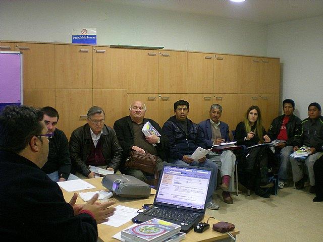 Las reuniones enmarcadas en el espacio de encuentro intercultural, foro de intercambio y diálogo en temas de inmigración se reanudan, Foto 1