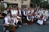 El Grupo Folclórico Santiago y el Coro Santa Cecilia representarán mañana a Totana en el Bando de la Huerta de Murcia
