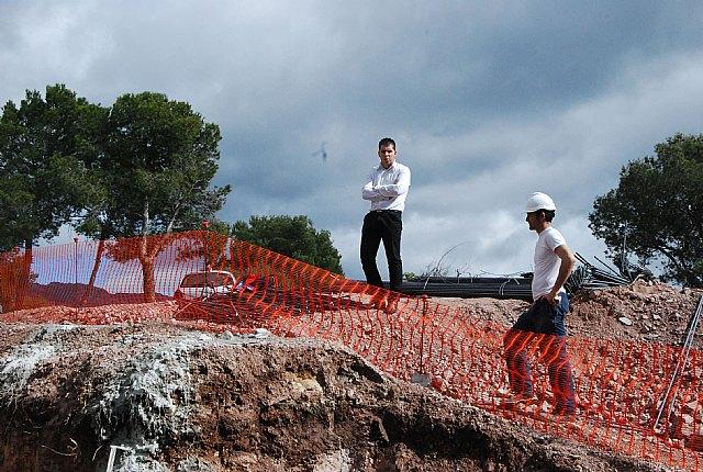 La nueva depuradora de La Santa multiplicará por 10 la capacidad de los equipos actuales, Foto 2