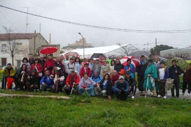 La peregrinación a Caravaca en bicicleta de montaña tendrá lugar el próximo domingo 18 de abril, Foto 1